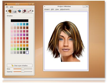 Программа для компьютера подбор причесок и макияжа бесплатно